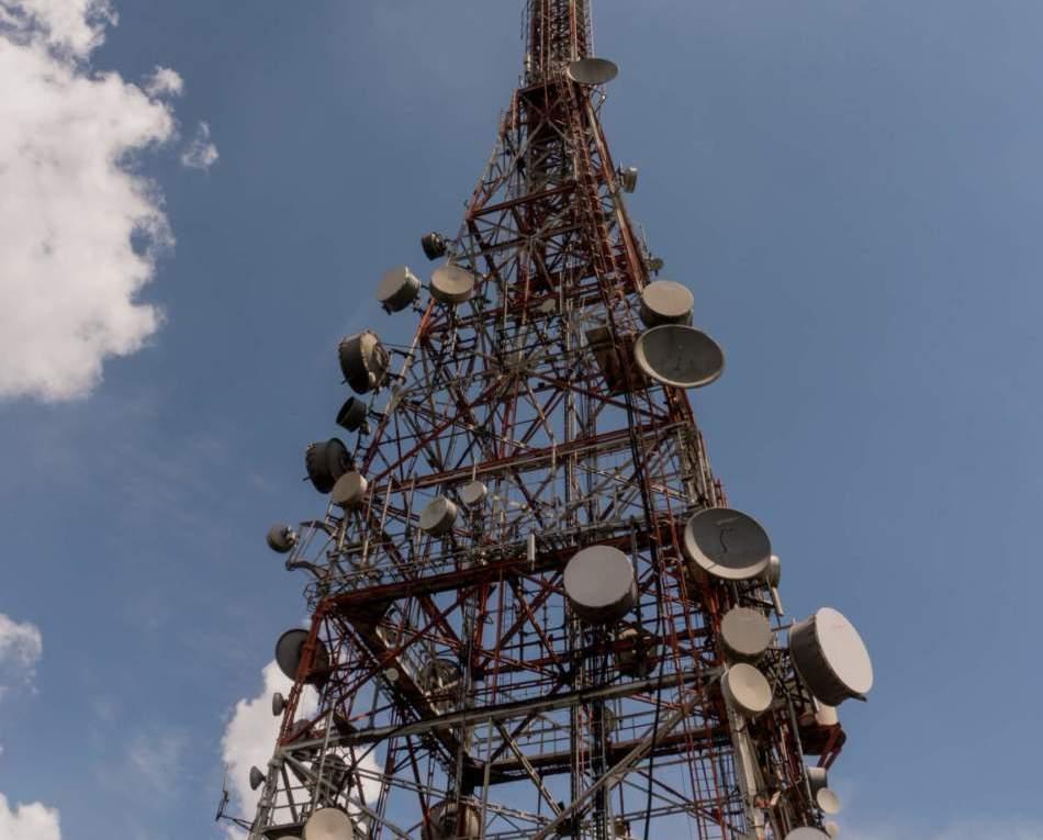 5g digital masts BT